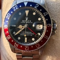 Rolex Automatic 40mm pre-owned GMT-Master