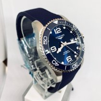 Longines HydroConquest Steel 41mm Blue Arabic numerals United States of America, New York, NY