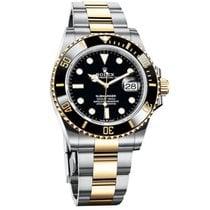 Rolex Submariner Date Gold/Steel 41mm Black No numerals United States of America, Florida, Miami