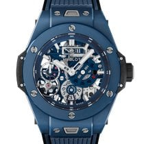 Hublot Cerámica Cuerda manual Transparente Sin cifras 45mm nuevo Big Bang Meca-10