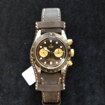 Tudor Black Bay Chrono Gold/Steel 41mm Black No numerals United States of America, Texas, Dallas
