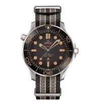 Omega Seamaster Diver 300 M 210.92.42.20.01.001 Nuevo Titanio 42mm Automático