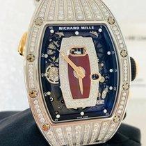 Richard Mille RM 037 Weißgold Schwarz