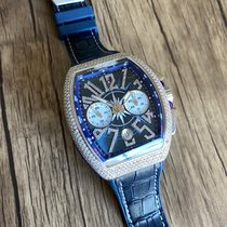 Franck Muller new Automatic Steel Sapphire crystal