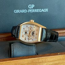 Girard Perregaux Richeville Rose gold 38mmmm Silver United States of America, Naples