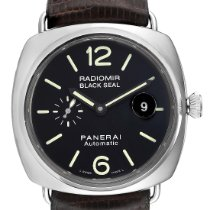 Panerai Radiomir Black Seal Steel 45mm Black Arabic numerals United States of America, Georgia, Atlanta