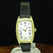 Ebel Yellow gold 20.8mm Manual winding pre-owned