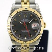 Rolex Datejust Turn-O-Graph Oro/Acciaio 36mm Italia