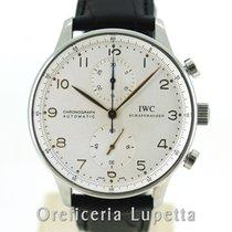 IWC Portuguese Chronograph Acciaio 41mm Italia, Milano
