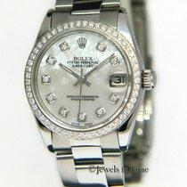 Rolex 6824 Acier 1980 Lady-Datejust 31mm occasion