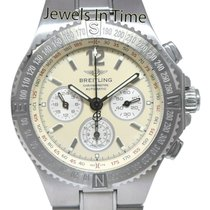 Breitling Hercules Steel 45mm Champagne United States of America, Florida