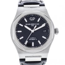 Girard Perregaux Laureato Acier 38mm France, Paris