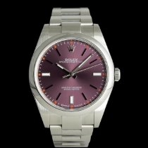 Rolex Oyster Perpetual 39 nuevo 2020 Automático Reloj con documentos originales 114300