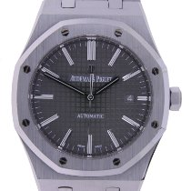Audemars Piguet Steel 41mm Automatic 15400ST.OO.1220ST.04 pre-owned