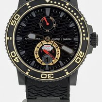 Ulysse Nardin Maxi Marine Diver Gold/Steel 44mm Black United States of America, Illinois, BUFFALO GROVE