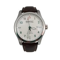 Bremont Steel Automatic SOLO/WH-SI pre-owned United Kingdom, Bedford