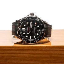 Omega Seamaster Diver 300 M Steel 42mm Black United States of America, New Jersey