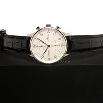 IWC White gold 41mm Automatic 3714 pre-owned United States of America, New Jersey