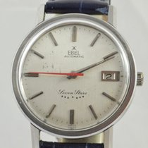 Ebel Steel 34mm Automatic 9330C41 pre-owned