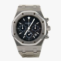 Audemars Piguet Royal Oak Chronograph Acero 39mm Azul Sin cifras España, Madrid