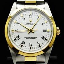 Rolex Oyster Perpetual 34 Acero y oro Blanco España, Barcelona