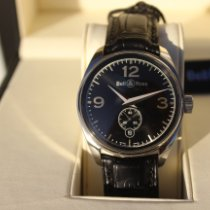 Bell & Ross Steel 38mm Automatic 110S pre-owned