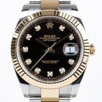 Rolex 126333 Gold/Stahl 2020 Datejust 41mm neu Deutschland, München