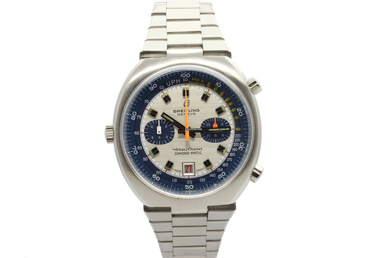 Breitling 2129 pre-owned