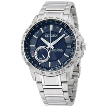Citizen Steel 44mm Blue United States of America, New Jersey, Somerset