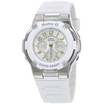 Casio Baby-G 40mm White Arabic numerals United States of America, New Jersey