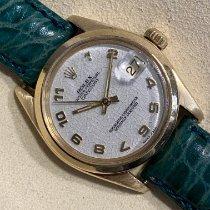Rolex 6824 Or jaune 1975 Datejust 31mm occasion
