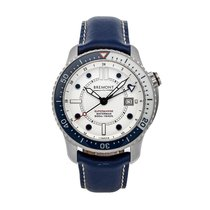 Bremont Steel 43mm Automatic WATERMAN pre-owned