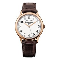 Vacheron Constantin Rose gold 39mm Automatic 86122/000r 9362 pre-owned