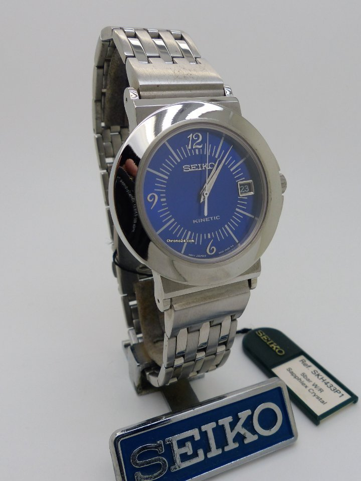 Seiko Kinetic SKH433P1 1998 new