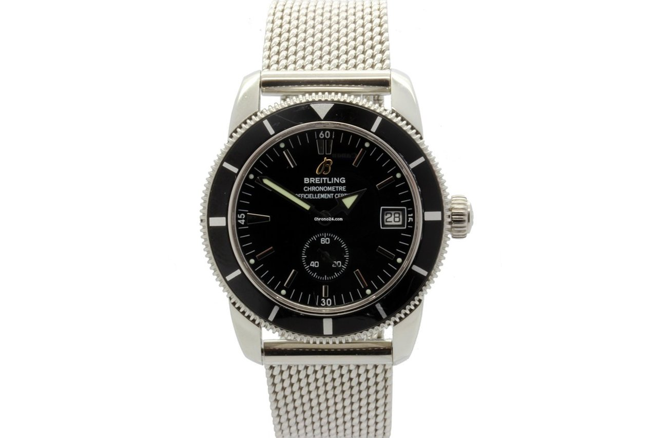 Breitling Superocean Heritage A37320 pre-owned