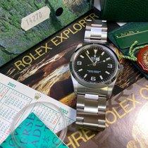 Rolex Explorer Steel 36mm Black Arabic numerals United Kingdom, Fareham
