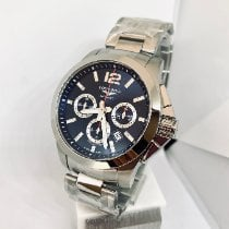 Longines Conquest Steel 44mm Blue Arabic numerals United States of America, New York, NY