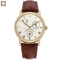 Vacheron Constantin Yellow gold 36mm Automatic 47200/000J pre-owned