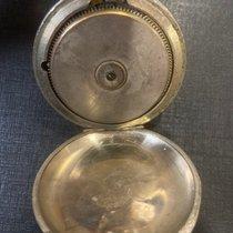Hebdomas Silber 50mm Handaufzug gebraucht