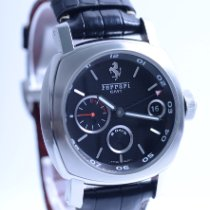 Panerai Ferrari Steel 45mm Black