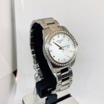 Longines Conquest Steel 29mm Mother of pearl No numerals United States of America, New York, NY
