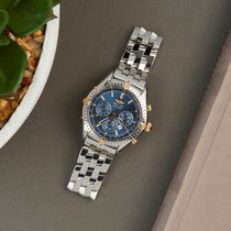 Breitling Shadow Flyback Gold/Steel 38mm