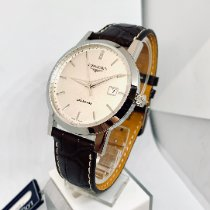 Longines L4.825.4.92.2 Steel 2021 Heritage 40mm new United States of America, New York, NY