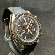 Omega Speedmaster Racing Steel 44.2mm Black No numerals United States of America, New Jersey, Fords