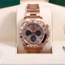 Rolex Rose gold Automatic Pink No numerals 40mm new Daytona
