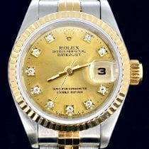 Rolex 69173 Or/Acier 1994 Lady-Datejust 26mm occasion