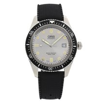 Oris Divers Sixty Five Steel 41mm Silver No numerals United States of America, Arizona, SCOTTSDALE