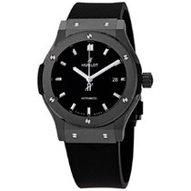 Hublot Classic Fusion 45, 42, 38, 33 mm Ceramic 42mm Black No numerals United States of America, New York, New York