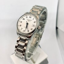 Longines Master Collection Steel 25.5mm Silver Arabic numerals United States of America, New York, NY