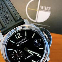Panerai PAM48 Steel 2009 Luminor Marina Automatic 40mm pre-owned United States of America, Florida, hollywood